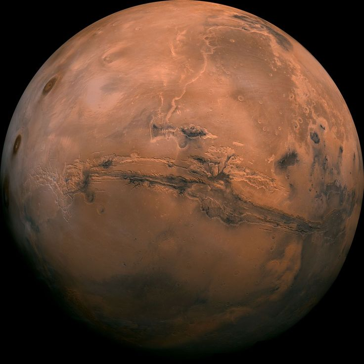 Toxic Cocktail- This Mars Discovery Could Have Major Implications for Search for Alien Life Image: NASA