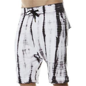 New Zanerobe Men's Gabe Short Cotton Men's Shorts Bermudas White