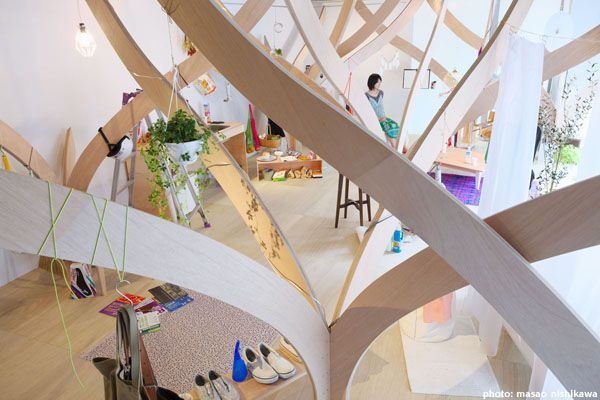 THEARTISTANDHISMODEL » Able by Naruse Inokuma Architects