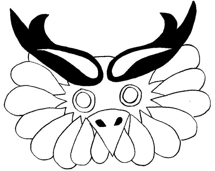 Màscara ocell