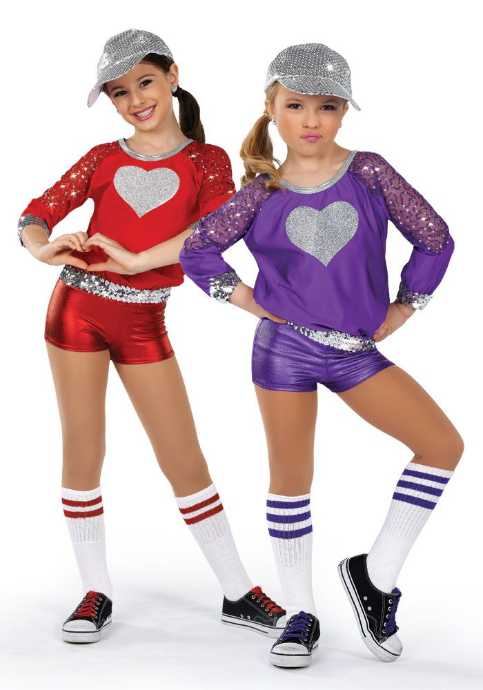 14289 - Move Ya Body HipHop A in purple 2014/2015