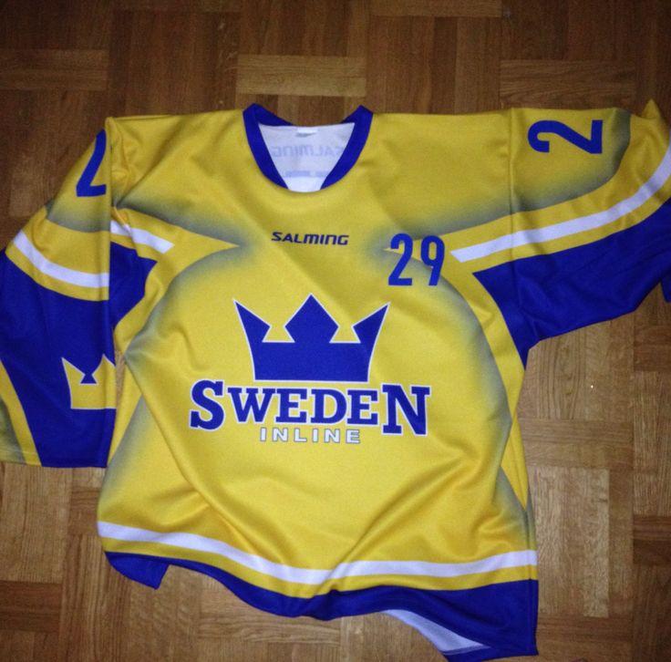 Team Sweden front