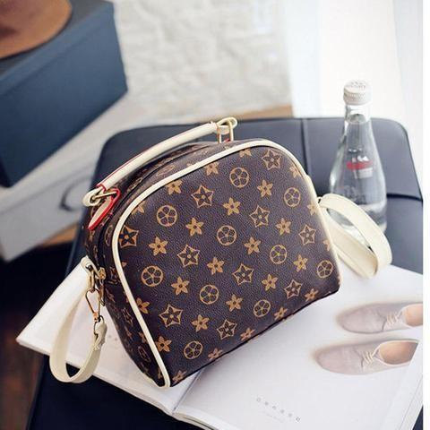 bc62306c11313 Fashion PU Leather Europe and America Style Shoulder Bag Comfortable Crossbody  Bag Universal Ladies Handbag