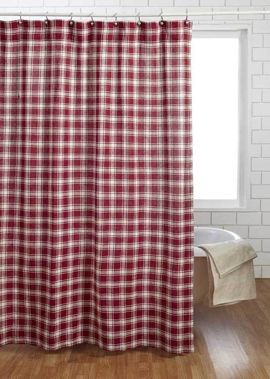 Pin By Everything Primitives On Primitive Country Inspired Shower Curtains In 2018