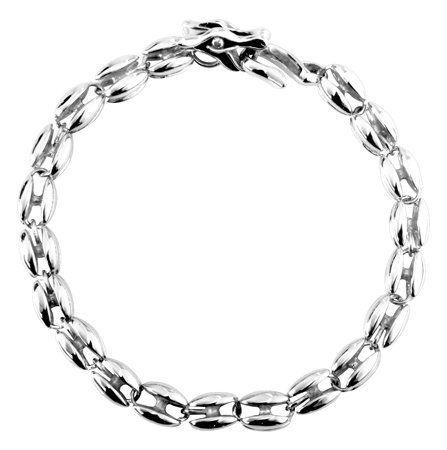 Dragon Bracelet - 316L Stainless Steel - 9.25'' Length Bracelets - Stainless Steel. $105.00. 316L Stainless Steel. Dragon. Length - 9.25''. Bracelet