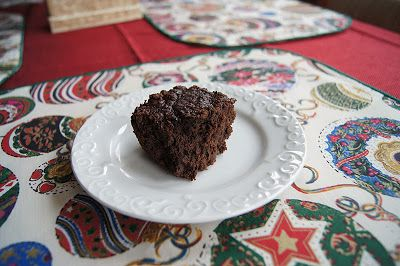 Near Disasters: RECIPE: Flourless, Sugarless Brownies?