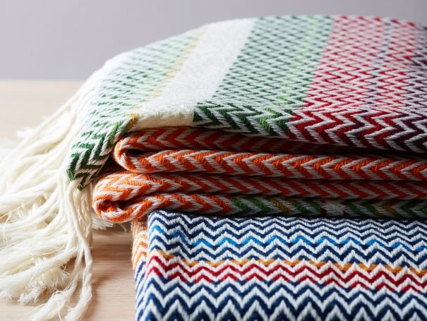 Bunad Blankets by Mandal Veveri