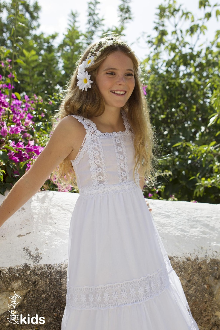 Ceremonial collection charo ruiz kids for Ibiza proms cd