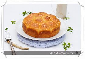 Mi dulce tentación: Pan de Leche de Almendras