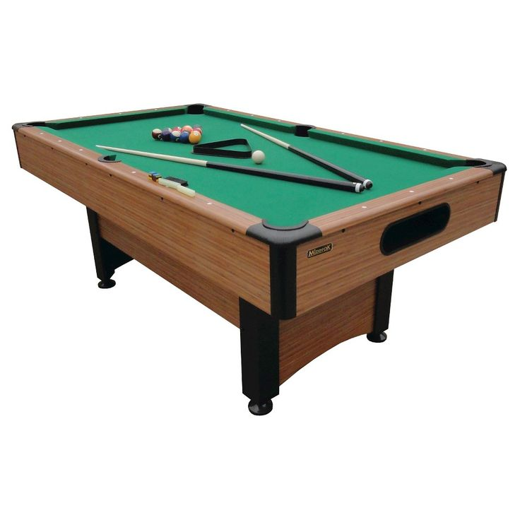 Mizerak 6.5' Dynasty Space-Saver Billiard Table