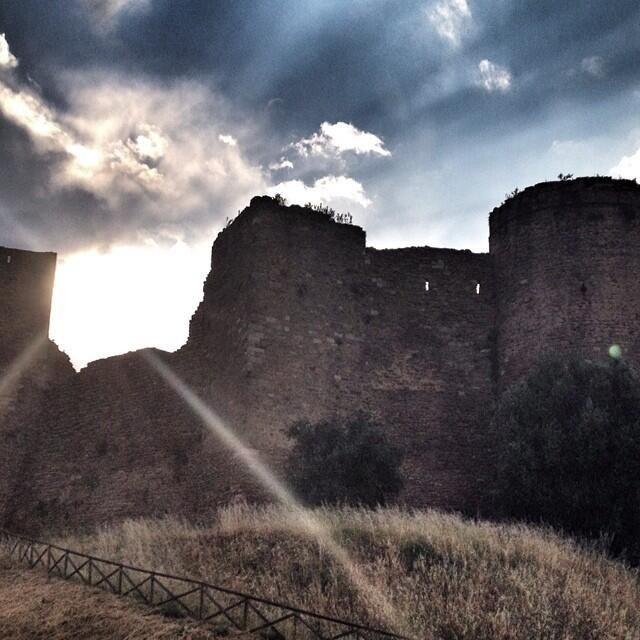 Tuscany, Maremma - Il Castello di Scarlino (Grosseto)