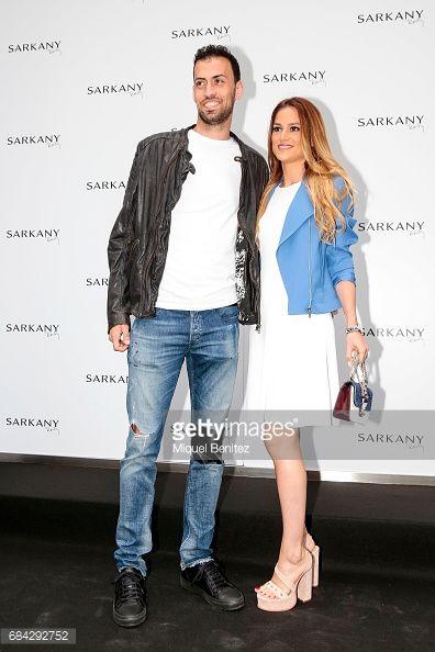 Antonella Roccuzzo And Sofia Balbi Attend Sarkany Boutique Opening in Barcelona