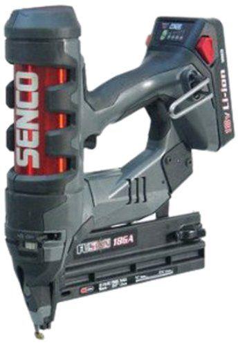 SENCO FASTENING SYSTEMS 6E0001N 18GA Fusion Brad Nailer http://www.handtoolskit.com/senco-fastening-systems-6e0001n-18ga-fusion-brad-nailer/