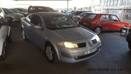 Price And Specification of Renault Megane 1.6 Coupe-Cabriolet Dynamique For Sale http://ift.tt/2m9Fiz1