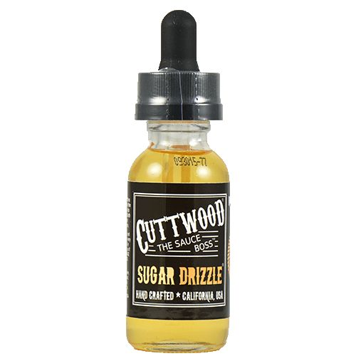 Cuttwood Vapors Sugar Drizzle - Indulge in a perfectly sweet balance of cinnamon and milky cream with sugar bear and satisfy that craving for your favorite breakfast cereal.
