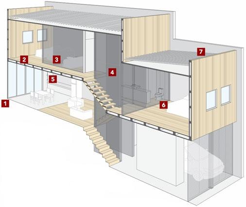 Casa de 175 m² custou apenas R$ 100 mil - Casa