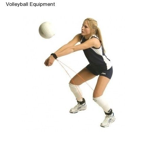Volleyball Equipment Pass Rite Training Ball Contact Elastic Bands