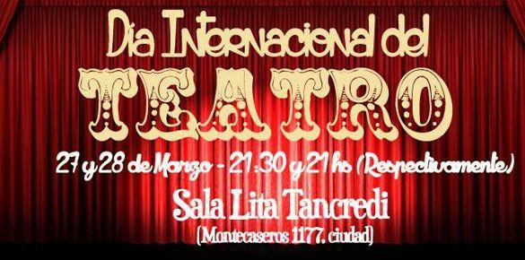 5to Festejo del Dia internacional del Teatro El 5to Festejo del Día Internacional del Teatro es realizado en Mendoza como parte de un evento de autogestión, donde participamos por lo menos 12 c... http://sientemendoza.com/events/5to-festejo-del-dia-internacional-del-teatro/