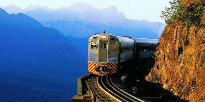 Train Travel in South America