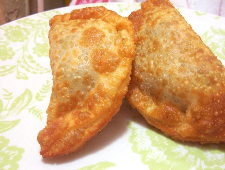 : Chilean Empanadas fritas