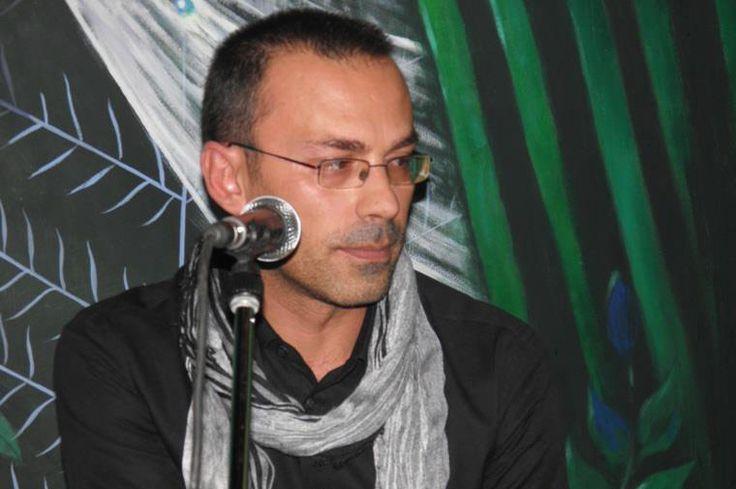 Διονύσης Μαρίνος, συγγραφέας, μιλάει στο Διονύση Λεϊμονή