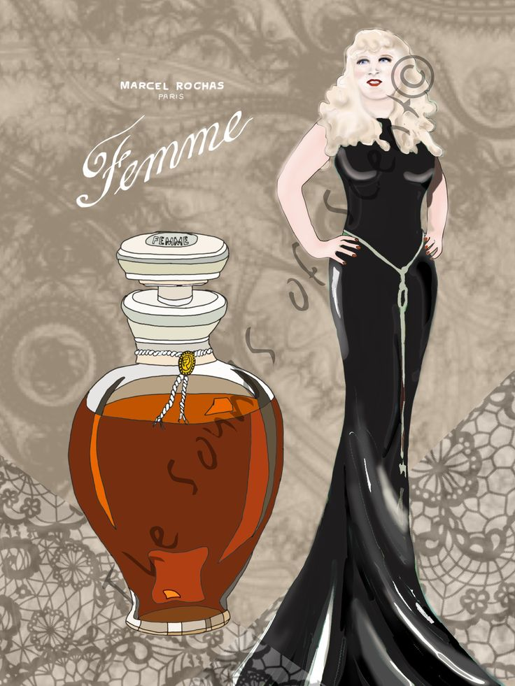 Roches Femme Mae West