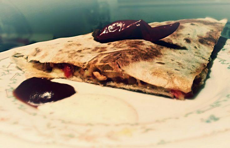 Pampuchy - wszystko o gotowaniu: Meksykańska Quesadilla