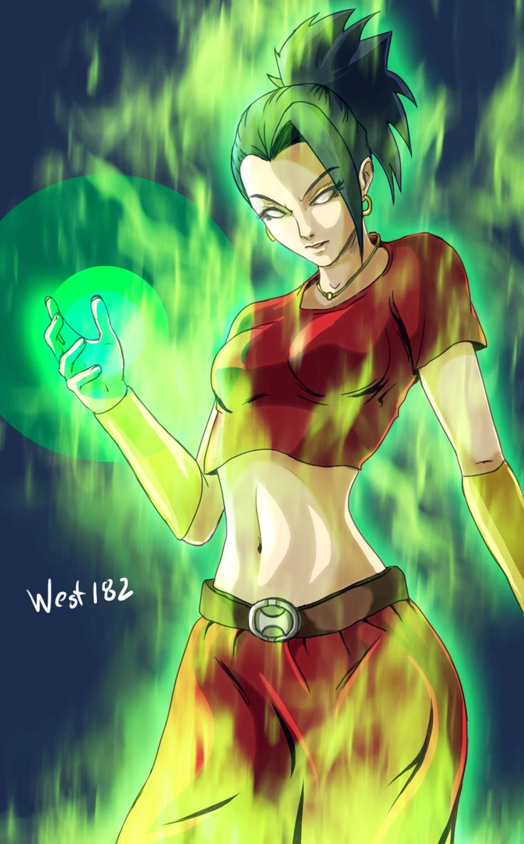 Caulifla vs. Kale... which female Saiyan do you like better? - Dragon Ball  - General Message Board - Page 6 - GameFAQs