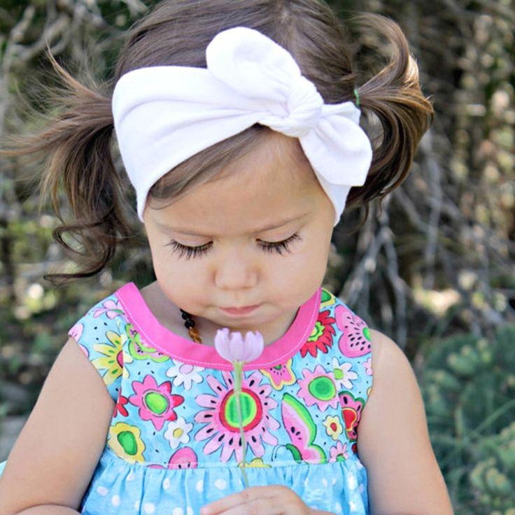 Super Cute Rabbit Ears Baby Hair Band #babyhats #babyheadbands #baby    🐤Valuable high-quality baby products #babytibet
