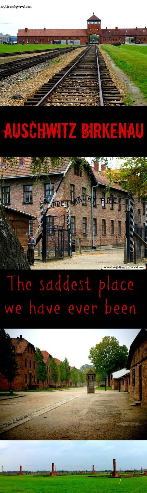 We visited Auschwitz - Birkenau in the summer of 2013.We were moved to tears more than once, it is the saddest place we have ever been. It is somewhere everyone should go at least once to remind us not to repeat the past.