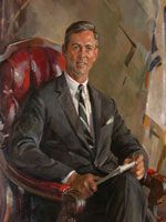 Endicott Peabody (February 15, 1920 – December 1, 1997) was the 62nd Governor of Massachusetts from January 3, 1963 to January 7, 1965.