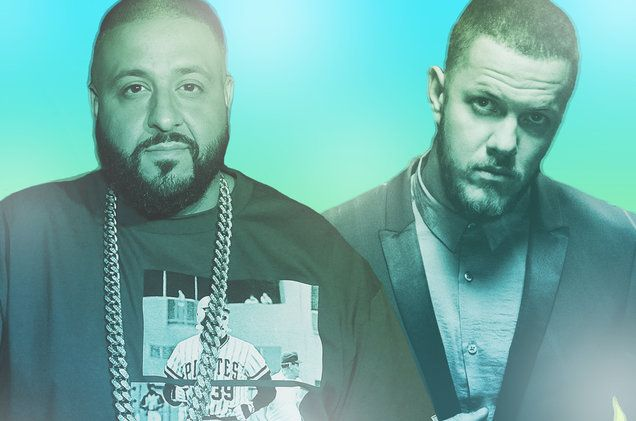 DJ Khaled & Imagine Dragons Vying for No. 1 on Billboard 200 Albums Chart This Week