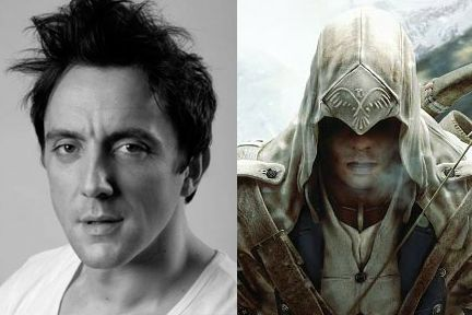 British 'Darth Maul' voice actor; Peter Serafinowicz, joins voicecast of Assassins Creed III