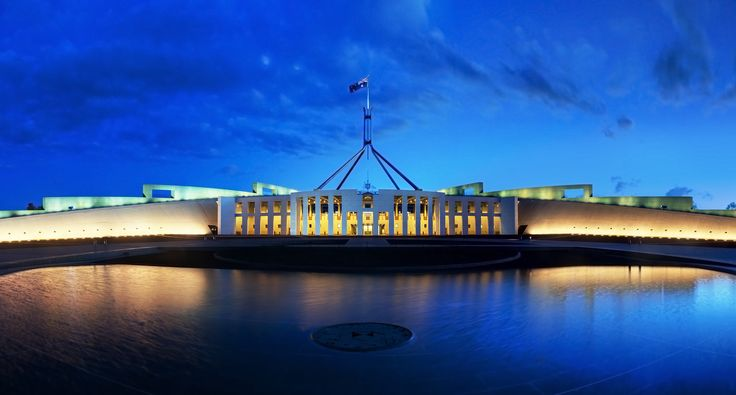 Parliament_House_Canberra_Dusk_Panorama.
