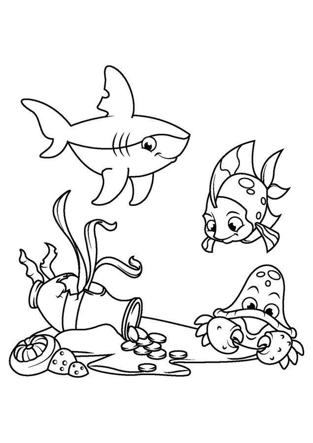 Pin On Malvorlagen Zum Ausdrucken Coloring page for kindergarten pdf