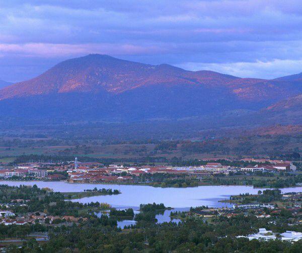 Mount Tennant - Lake Tuggeranong