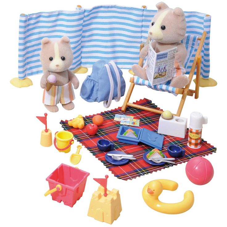 Sylvanian Families Day at the Seaside Set https://www.greenanttoysonline.com.au/day-at-the-seaside-set-sylvanian-families