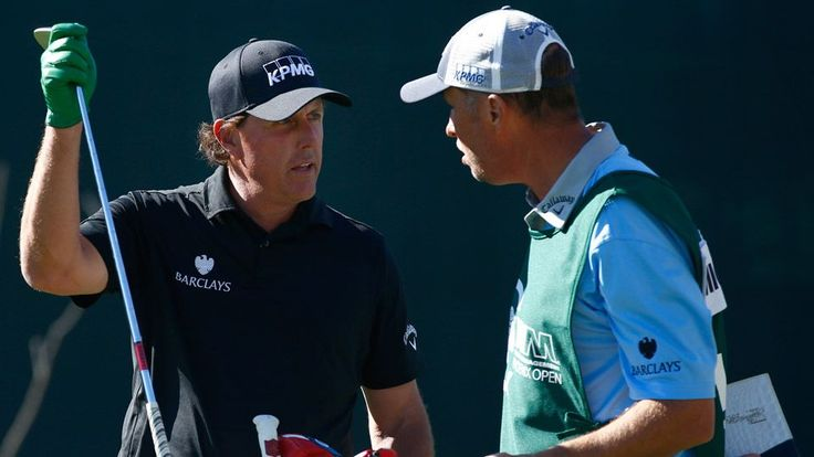 Inside a Phil Mickelson Club-Fitting