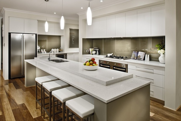 Kitchen colours willows dale alcock kitchens for Display home kitchens