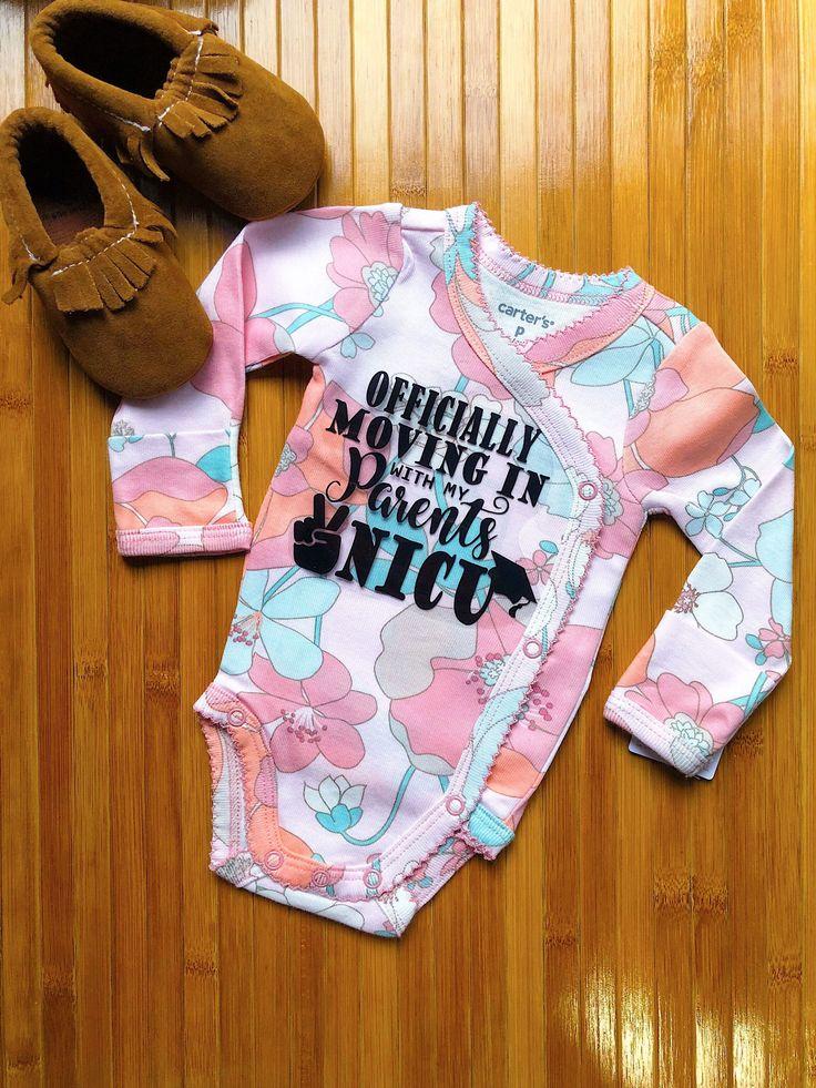 Peace Out NICU NICU baby clothes nicu graduate going ...