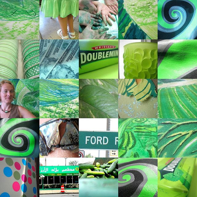 """Green is the prime color of the world, and that from which its loveliness arises."" Pedro Calderon de la Barca   http://www.dudesustainable.com/"