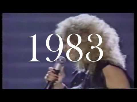 The Best of the 80's [HD] [Best music compilation on Youtube] [1 of 2]  Cheesy...I know. I love it!