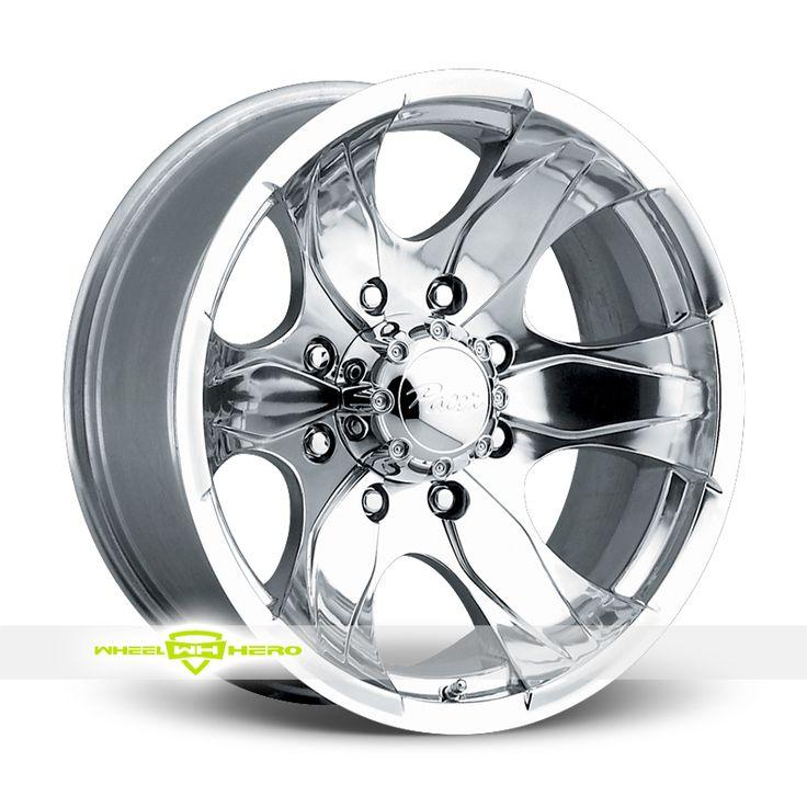 Pacer 187P Warrior Chrome Wheels Available here: http://www.wheelhero.com/topics/Chrome-Rims-For-Sale