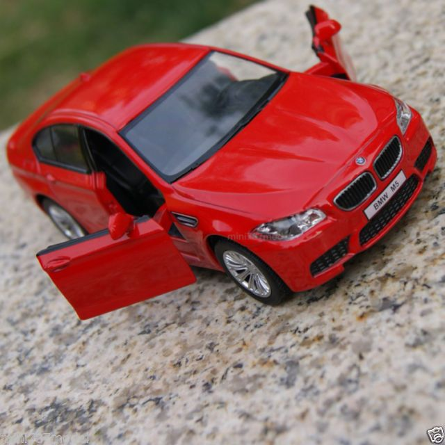 5 Inch BMW M5 Alloy Diecast Model Cars Toy Car Gift With Pull Back Function Red | eBay