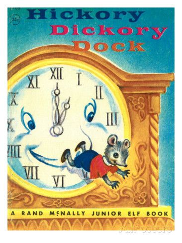 hickory dickory dock vintage book - Google Search