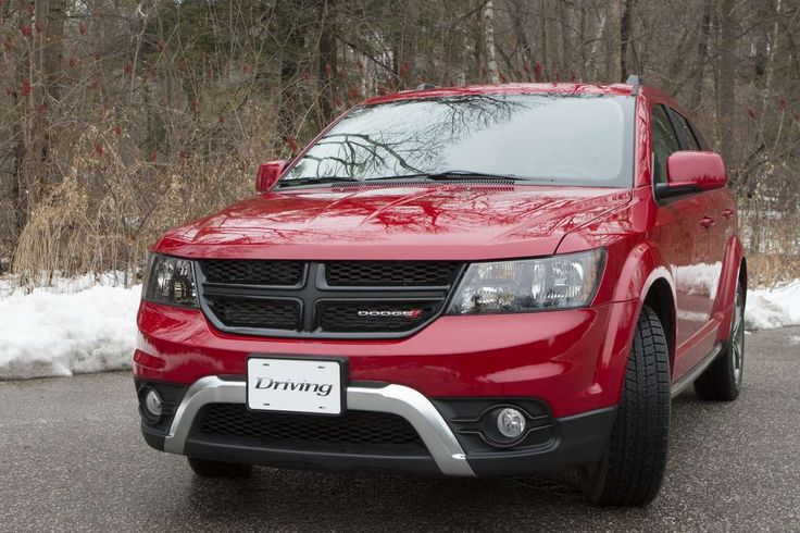 SUV Review: 2015 Dodge Journey Crossroad AWD