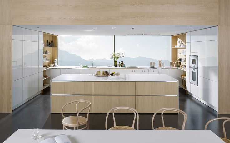 SieMatic S2 - Van de uitvinders van de greeploze keuken - www.siematic.be