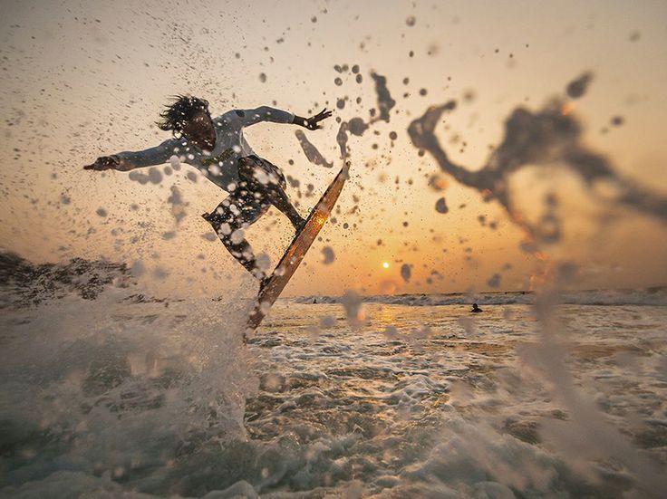 Schiuma in superficie » Fotografia di Richard Balonglong , National GeographicYour Shot
