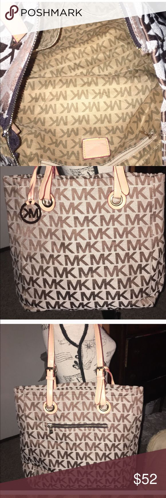 Designer Inspired Bag Tote Please Ask Questions Love