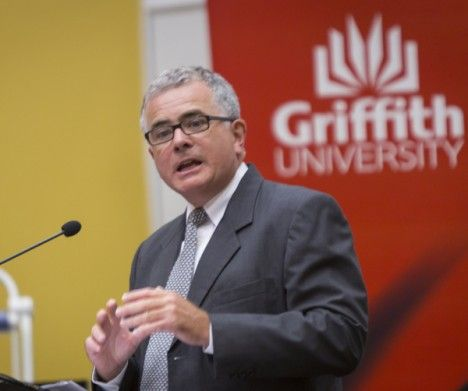 Griffith University has again improved its international standing, according to the QS World University Rankings for 2014-15. Read more... http://app.griffith.edu.au/news/2014/09/16/griffith-rises-in-world-university-rankings/